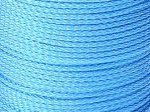 Satin PP Cord 1.5mm x 18M - Blue