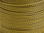 Satin PP Cord 1.5mm x 11M - Deep Gold